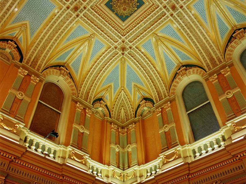 Vestibule Sydney Town Hall