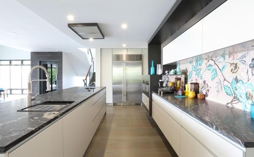 Present Attraction: Enigma's award winning kitchen