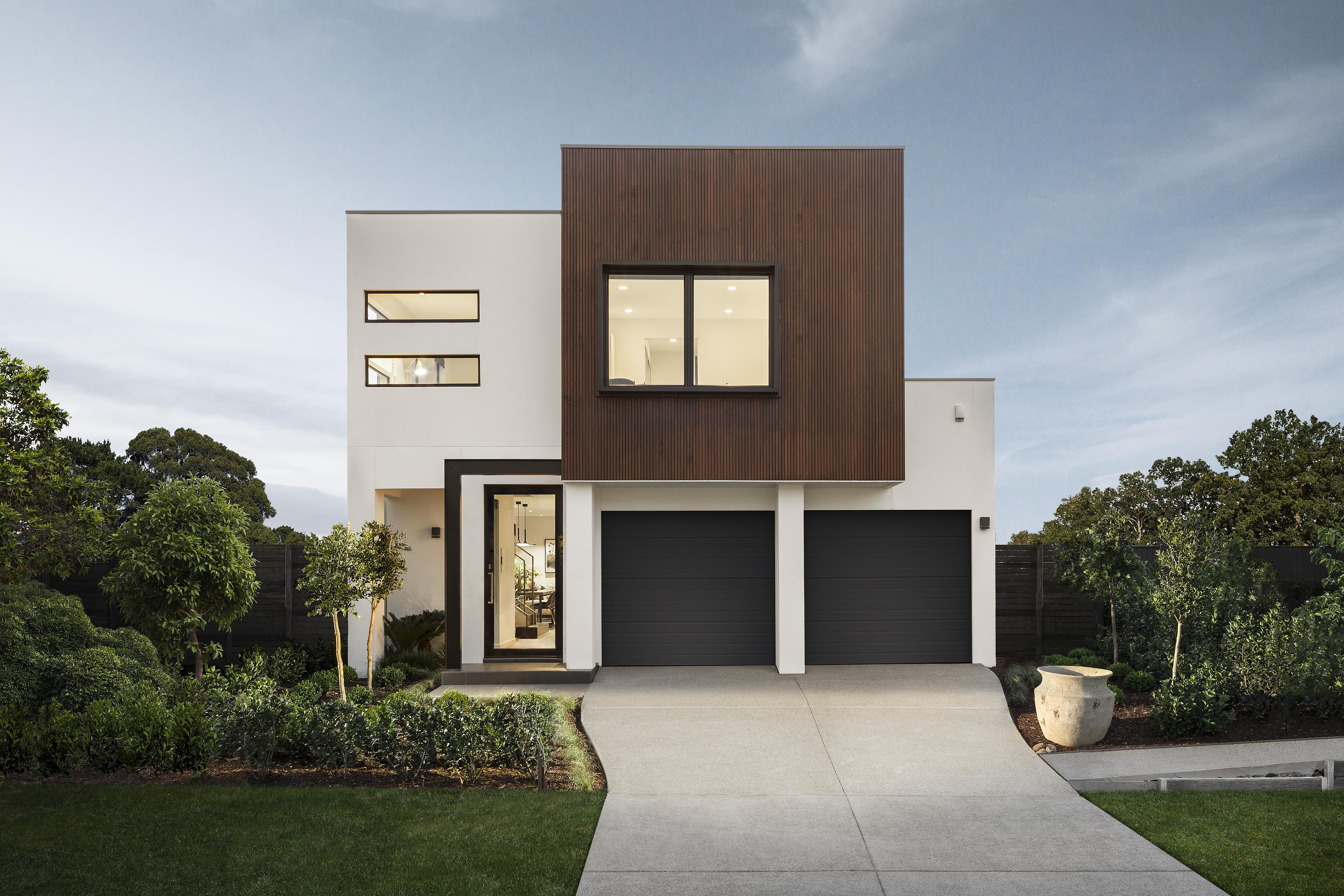 Functional style an ultra modern facade completehome for Modern home facades