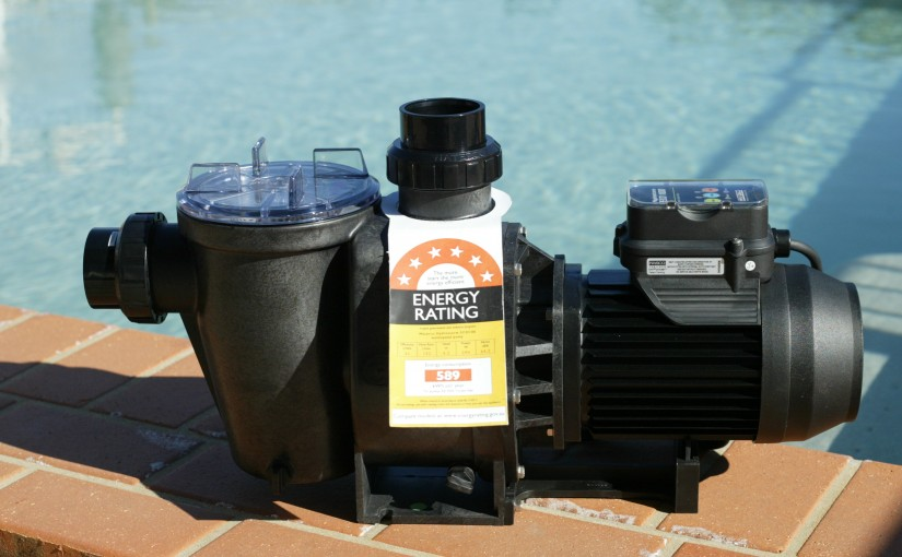 Pool pump: discover the Waterco range