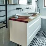Synchronised style: a bathroom retreat - Kitchens & Bathrooms Quarterly