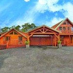 A timber haven: sustainable kit homes