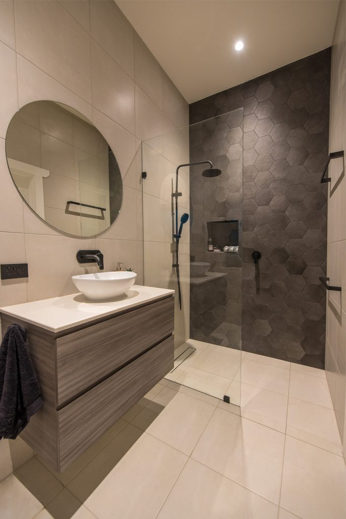 Ensuite project a spacious design completehome for Ensuite plans
