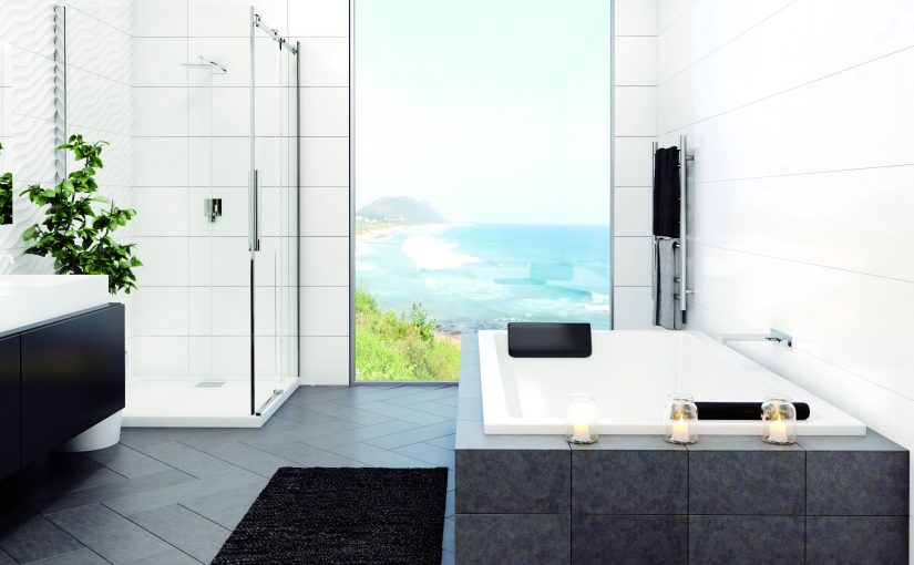 4 baths to help you recreate day spa ambience at home - Decina spa bathroom interior