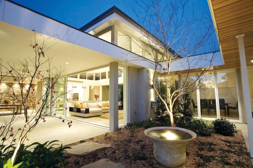 Classic feel: a Mornington Peninsula New England home