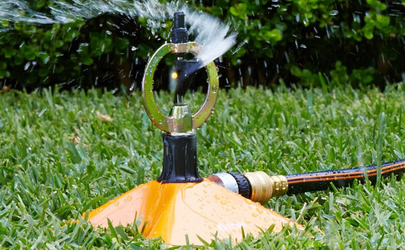 In Control: Master Your Garden Watering