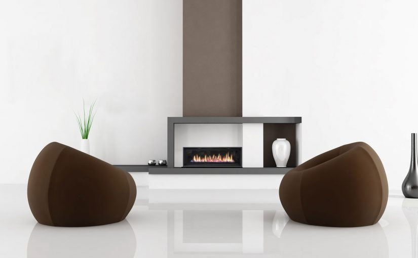 The Element 1200: a cutting edge fireplace