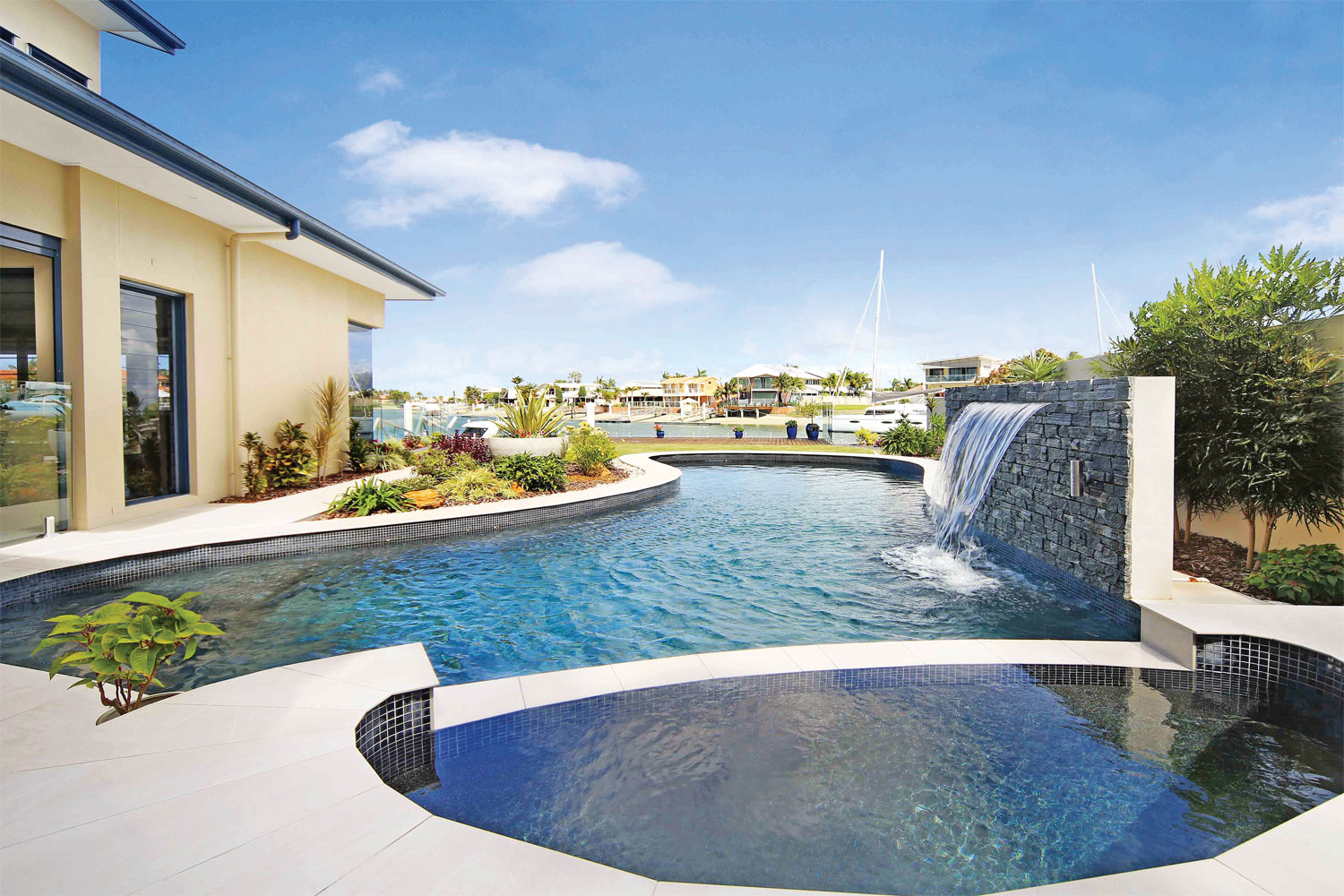spasa 8 amazing award winning queensland pools completehome