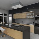 Reaching new heights: an elevated style of rangehood