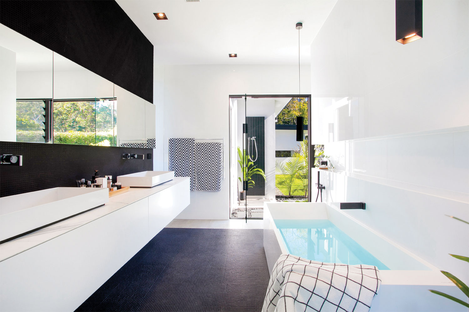 Bathing Bliss 6 Inspirational Bathroom Designs Completehome