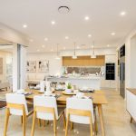 Cool contemporary: the stylish Tulloch home