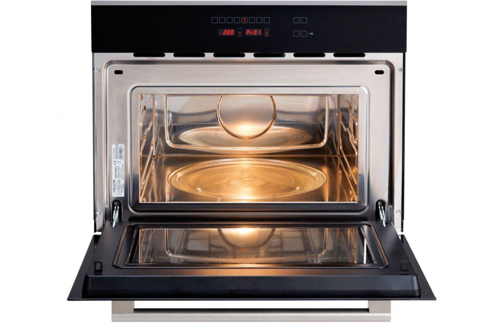 Italian Elegance: 4 classic, contemporary appliance designs