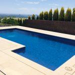 Mediterranean Blue: a vivid tile design
