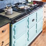 The heat is on: stylish dual control cooker