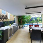 Stylish & sustainable: a clever open-plan outdoor kitchen design