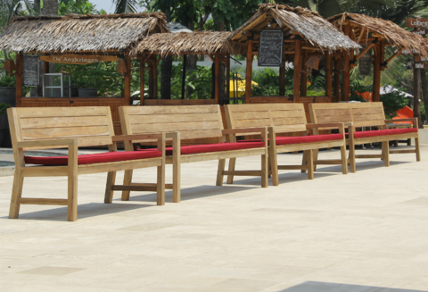 3 stunning outdoor products from the Tembok and Kubu collections