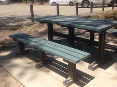 COUNCILS BENEFIT FROM RECYCLED PLASTIC FURNITURE