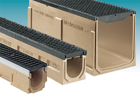 Glass Reinforced Polyester Grp Drainage Channels