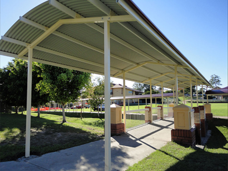 Covered Walkways Product Ods