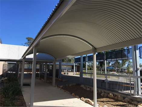 Bethania Lutheran College Shade Structure Amp Covered