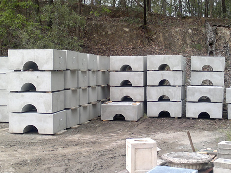 Precast Concrete Products Product Ods