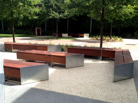 Outdoor Seating Amp Benches St Michael S Grammar School