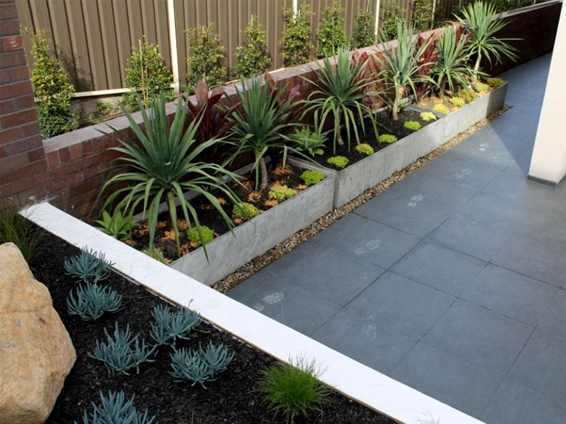 Lightweight Concrete Planters From Mascot Precast Grc Product Ods