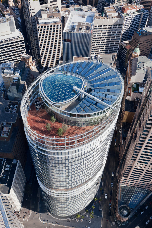 1 Bligh Street Sydney Elmich Australia Project Ods
