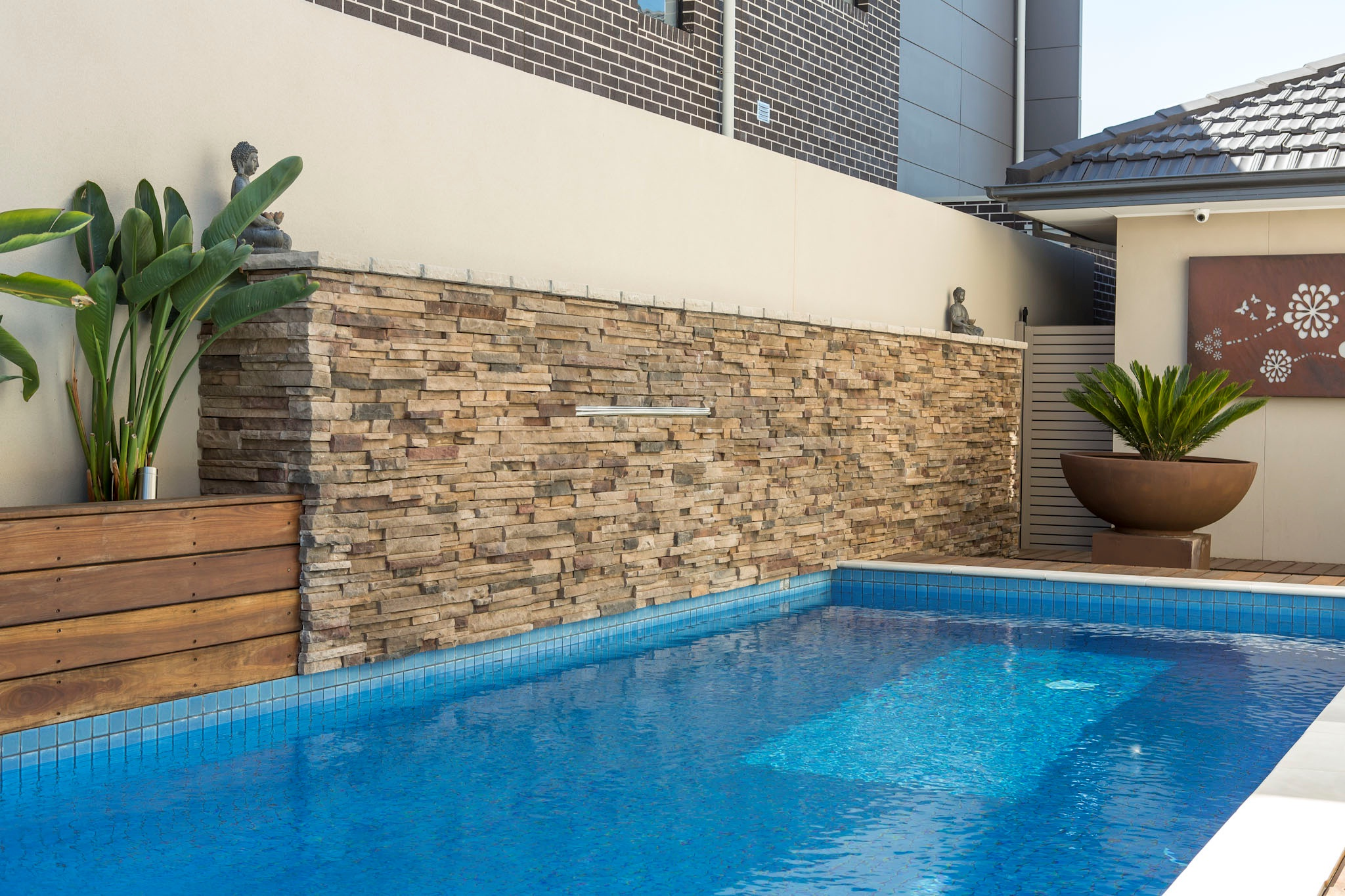 Outdoor Uses For Boral Natural Stone Product Ods