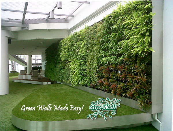 Atlantis Vertical Garden Solutions - Gro-Wall - Product | ODS