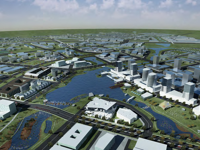 Jobs And Infrastructure For Melbourne S New West Project Ods