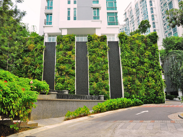 Elmich Vgm 174 Green Wall Project Ods