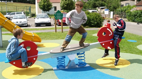 Seesaws Playground Equipment Product Ods