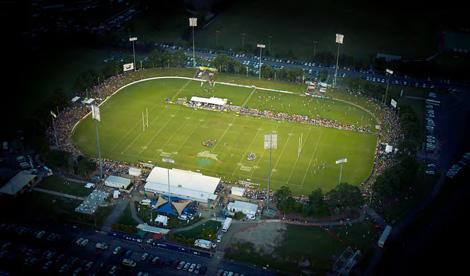 Coffs International Stadium Project Ods