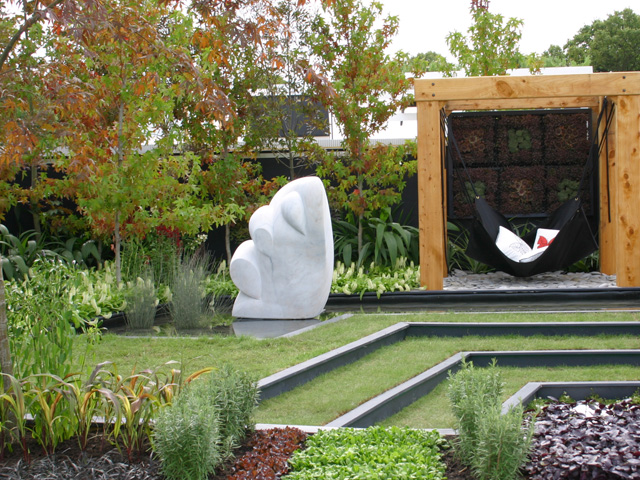 spotting the hottest garden design trends