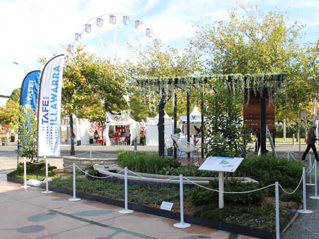 The landscaping challenge project ods for Landscape design tafe