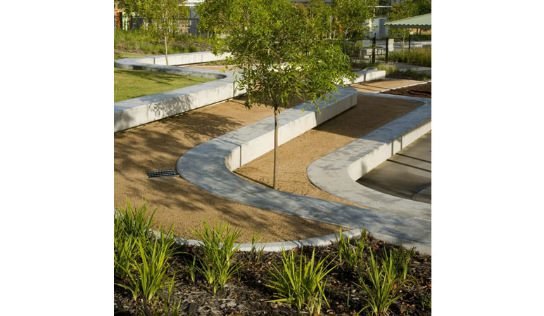 Award winning landscape exemplary project ods for Landscape architecture courses brisbane