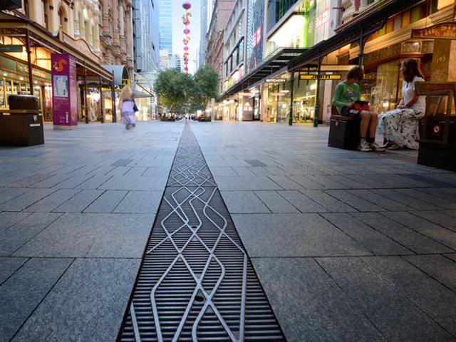 Streetscape Customisation Project Ods