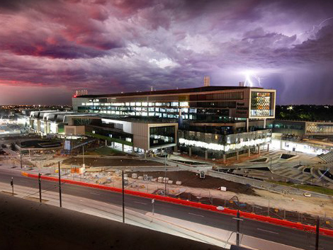 New Royal Adelaide Hospital Project Ods