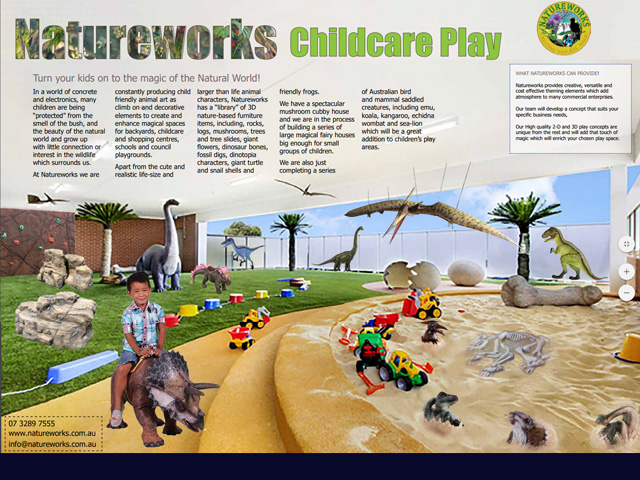 Natureworks - Childcare Play Catalogue 2017
