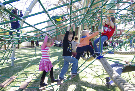 Dynamo Playgrounds Product Ods