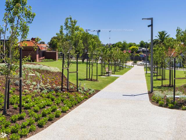 Tote Park, PTA Landscapes
