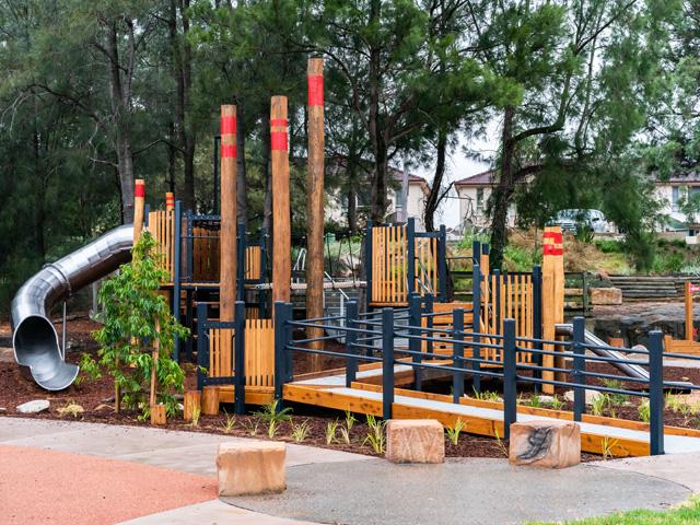 play workshop wangal reserve
