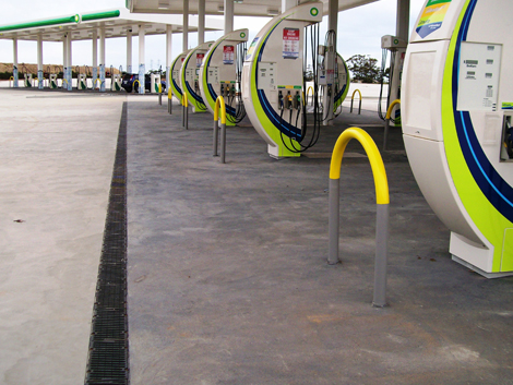 Ideal Petrol Station Drainage Solutions - Project   ODS