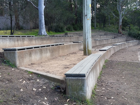 Roocycle upgrade for grandstand project ods for Outdoor furniture epping