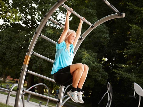 Norwell Outdoor Fitness Equipment Project Ods