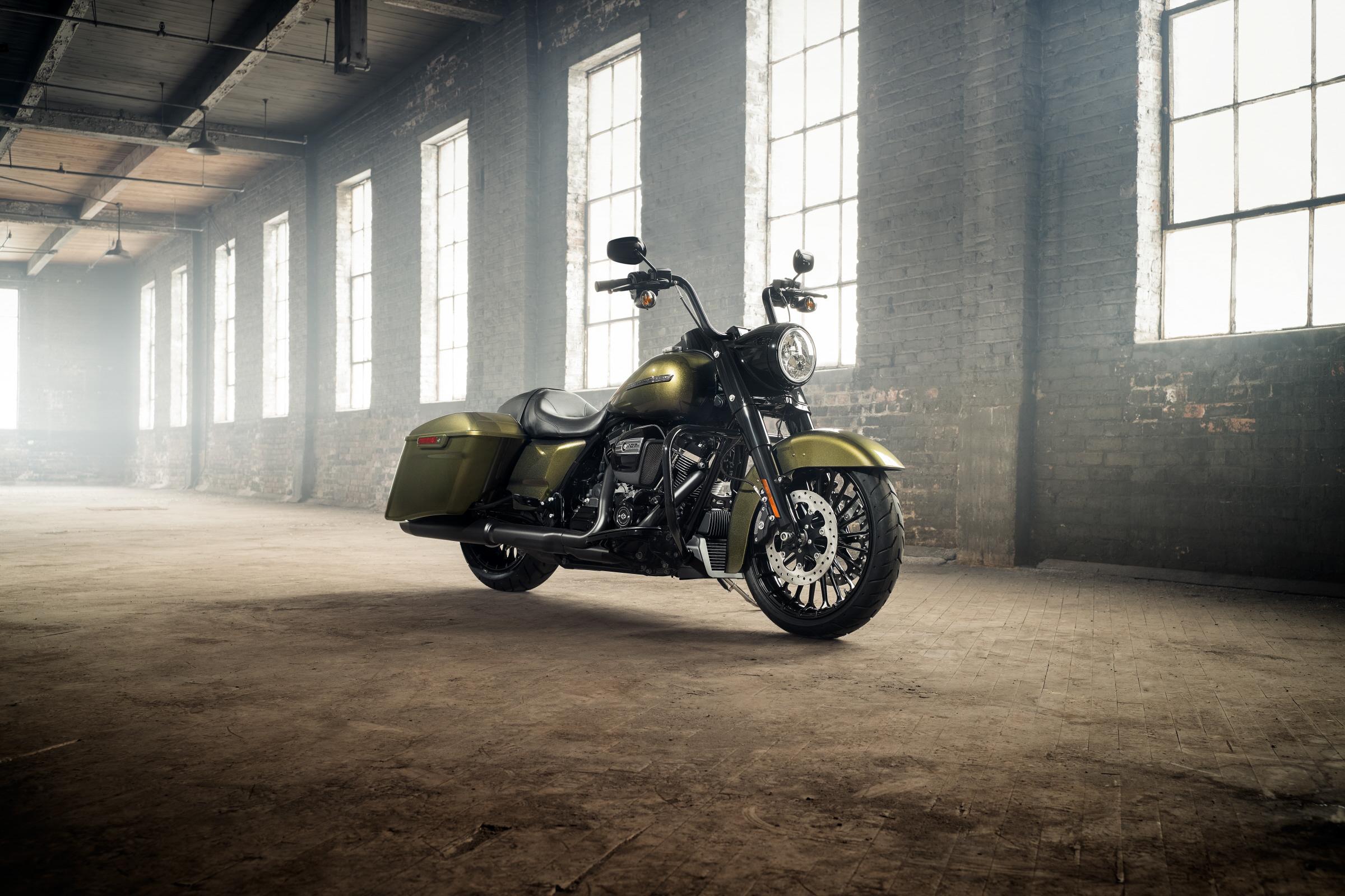 2017 Harley-Davidson® Road King Special.