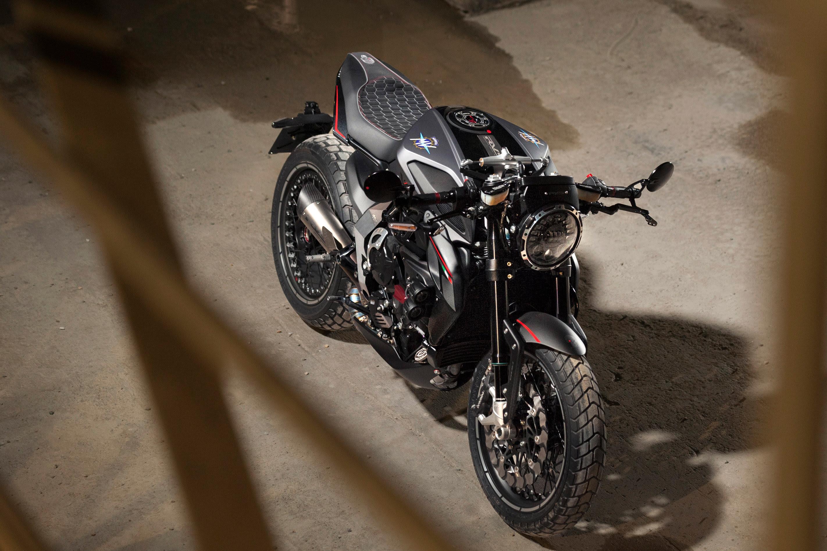 MV Agusta unveils RVS#1