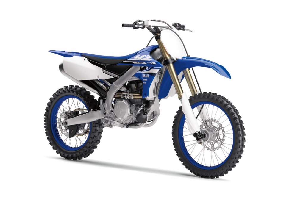 Yamaha YZ450F dealer launch
