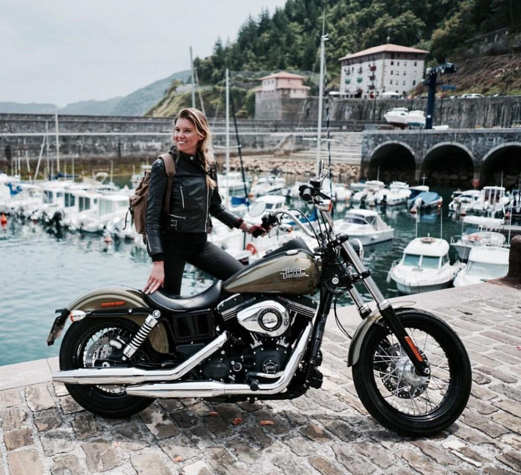 Women in Motorcycling